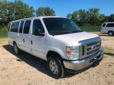 2013 Ford E3500 XLT Super Duty Van, VIN #1FBSS3BL7DDA00317, 222272 Miles, Catalytic Converter has