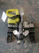 (1) Ryobi TS1345L Compound Miter Saw. Located at 301 E Henry Street, Mt. Pleasant, IA 52641.