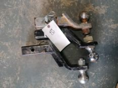 (3) Ball Trailer Hitch. Located at 301 E Henry Street, Mt. Pleasant, IA 52641.