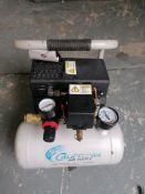 (1) California Air Tools Air Compressor, Model 1P1060S. Located at 301 E Henry Street, Mt. Pleasant,