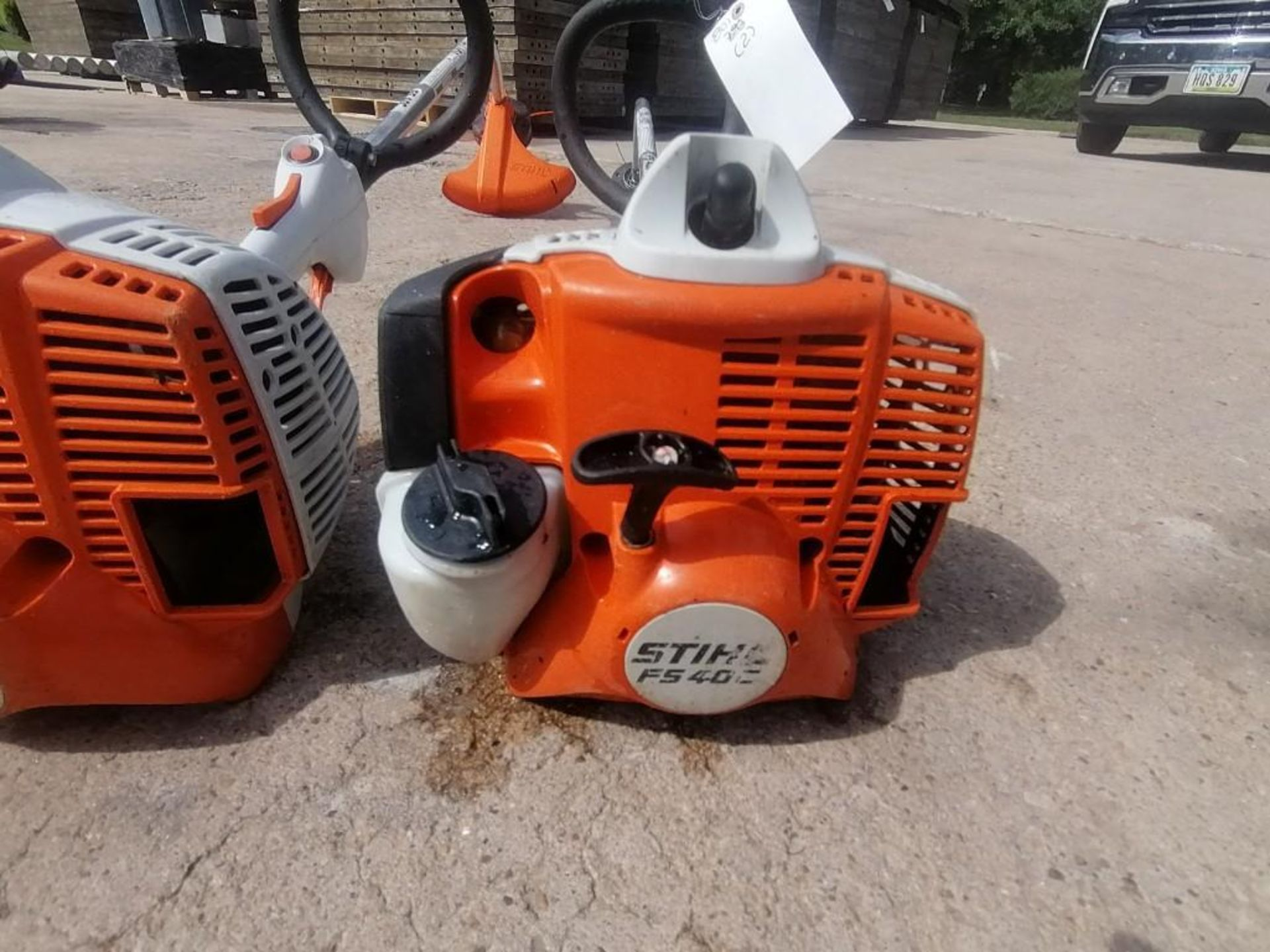 (2) Stihl FS40C String Trimmer. Located at 301 E Henry Street, Mt. Pleasant, IA 52641. - Image 3 of 6