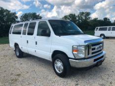 2013 Ford E3500 XLT Super Duty Van, VIN #1FBSS3BL5DDA27189, 218003 Miles, Catalytic Converter has