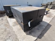 """(2) 4' x 5' 5"""" Truck Toolbox. Located at 301 E Henry Street, Mt. Pleasant, IA 52641."""