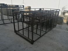 6' & 4' Fillers Basket. Located at 301 E Henry Street, Mt. Pleasant, IA 52641.