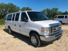 2014 Ford E3500 XLT Super Duty Van, VIN #1FBSS3BL2EDA76982, 182268 Miles,Catalytic Converter has