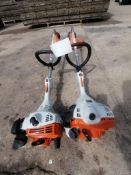 (1) Stihl FS40C String Trimmer & (1) Stihl FS45 String Trimmer. Located at 301 E Henry Street, Mt.