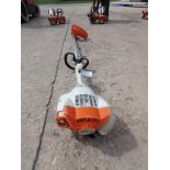 (1) Stihl FS56RC String Trimmer. Located at 301 E Henry Street, Mt. Pleasant, IA 52641.