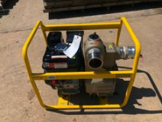 Wacker Neuson PT3 Pump, Serial #24442865, Model Pump PT3A. Located at 301 E Henry Street, Mt.