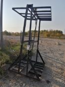 8' Filler Bell Basket. Located in Ixonia, WI