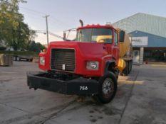 1999 Mack Concrete Mixer, Model DM690S, VIN #1M2B221CXXM025056,180654 Miles, 18803 Hours, Mack E7-