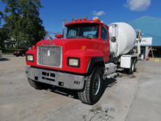 1999 Mack Concrete Mixer, Model RD688S, VIN #1M2P267C2XM044933, 193058 Miles, 21714 Hours, 09/2013