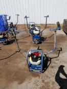 Shockwave Power Screed with Honda GX35 Motor. Serial #4629, 83.2 Hours. Located in Mt. Pleasant, IA