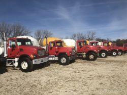 Year End Concrete Equipment Auction