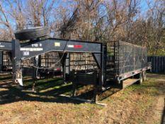 2012 Region Welding Trailer, VIN #1R9GN2721CU169952, Model 14000-GN, 8' x 20' Trailer. Located in