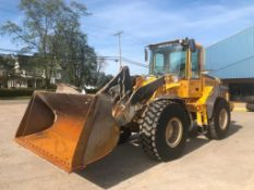 2003 Volvo Rubber Tire Loader, Model L60 E, Serial #L60EV60058, 6861 Hours, 7450 Engine Hours, Model