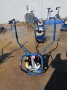 Shockwave Power Screed with Honda GX35 Motor. Serial #3808, 130.2 Hours. Located in Mt. Pleasant,