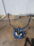 Non Running Shockwave Power Screed with Honda GX35 Motor. Serial #5849, 49.7 Hours. Located in Mt.