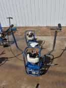 Non Running Shockwave Power Screed with Honda GX35 Motor. Serial #5893, 71.5 Hours. Located in Mt.