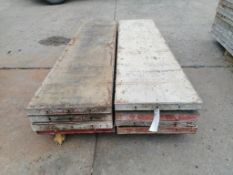 (8) 2' x 8' Ellis Steel Ply Forms. Located in Mt. Pleasant, IA