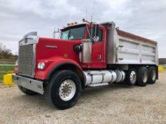 2000KENWORTHW900B Dump Truck, VIN #1NKWL60X4YR839107, 771037 Miles, Paccar MX10 Engine, 455 hp