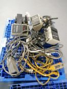 (1) Pallet of Miscellaneous McNeilus Control Panel & Remote Controls. Located in Mt. Pleasant, IA.