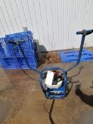 Shockwave Power Screed with Honda GX35 Motor. Serial #6056, 52.7 Hours. Located in Mt. Pleasant, IA