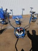 Shockwave Power Screed with Honda GX35 Motor. Serial #6032, 79 Hours. Located in Mt. Pleasant, IA