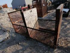 1' Cap Basket. Located in Ixonia, WI