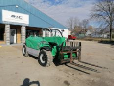 2013 Genie Telehandler, Model GTH-5519, Serial #22375, 2002 Hours. Located in Mt. Pleasant, IA