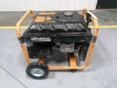 GENERAC GP6500 Generator. Located in Mt. Pleasant, IA.