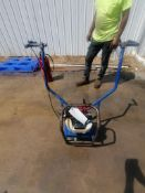 Shockwave Power Screed with Honda GX35 Motor. Serial #3297, 59.3 Hours. Located in Mt. Pleasant, IA