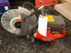 (1) NEW Husqvarna K760 Concrete Saw, 74cc, HHVXS.0745AB. Located in Wildwood, MO.