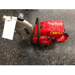 (1) NEW Solo Concrete Saw, Serial #8802400-0313-001009 2013. Located in Wildwood, MO.
