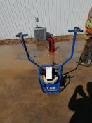 Shockwave Power Screed with Honda GX35 Motor. Serial #4436, 110 Hours. Located in Mt. Pleasant, IA
