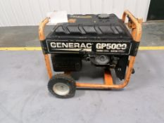 GENERAC GP5000 Generator. Located in Mt. Pleasant, IA.