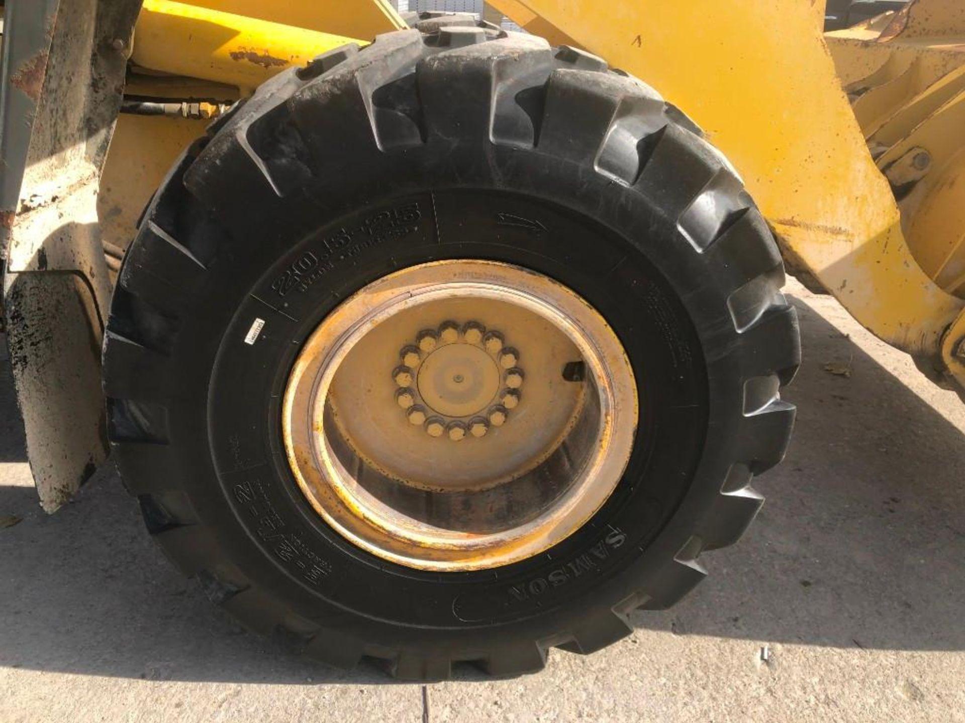 1998 Komatsu Rubber Tire Loader, Model WA320-3L, Serial #A30378, 8458 Hours, EROPS, A/C & Heat, 3. - Image 25 of 31