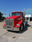 2011 Kenworth Semi Truck, Model T800, VIN #1XKDDP9X1BJ286702, 186590 Miles, 5481 Hours, Paccar MX