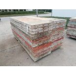 """(30) 24"""" X 8' Ellis Steel Ply Forms. Located in Mt. Pleasant, IA"""