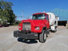 2003 Mack Concrete Mixer, Model DM690S, VIN #1M2B221C23M029239, 186222 Miles, 86622 Hours, Mack