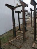 8' V&H Bell Basket. Located in Mt. Pleasant, IA