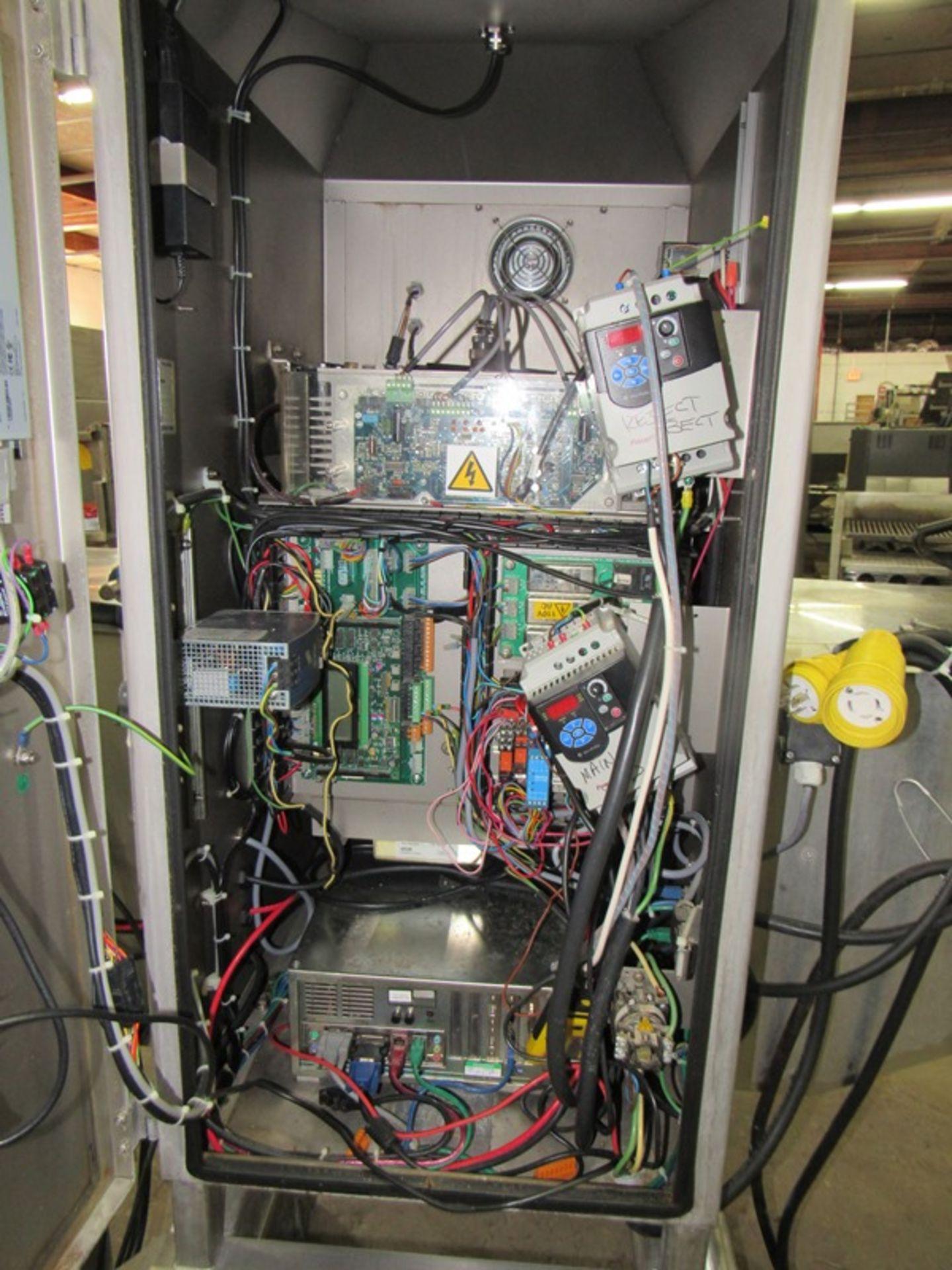 "Lot 30 - Mettler-Toledo Mdl. Powercheck +300 Safeline X-ray Inspection System, 13"" W X 80"" L X 3 1/2"" T"