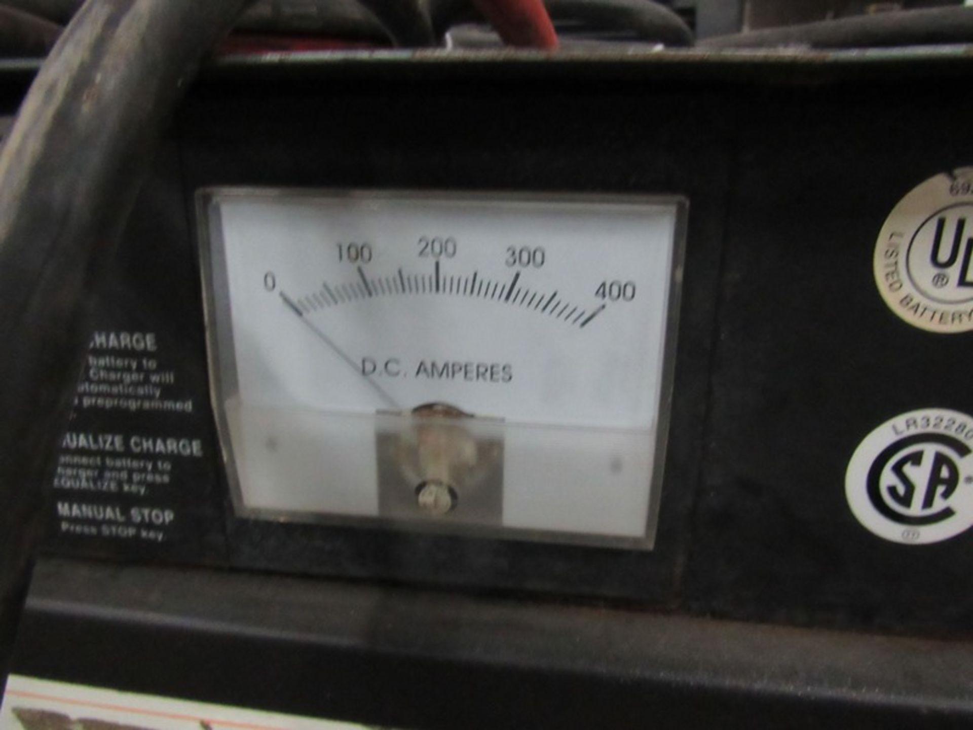 Lot 96 - Deka Mdl. 18C3-1050 Battery Charger, Type LA, Ser. #393DEK0708, 18 cells, 36 volts, 208/230/460