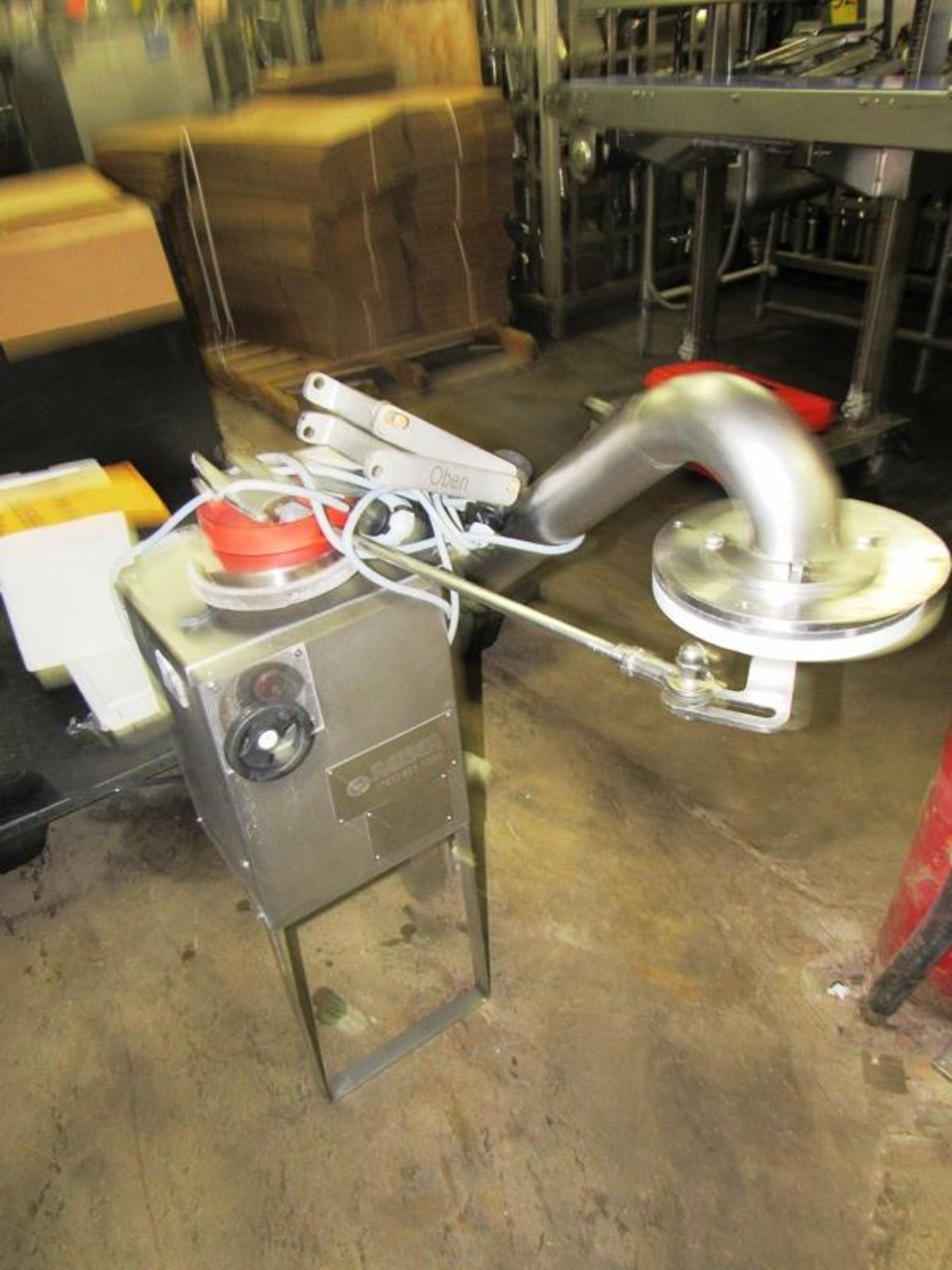 Lot 13A - Vemag Meatball Attachment Mdl. 821, S/N 8210458