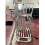 """Stainless Steel Carts, 24"""" W X 40"""" L"""