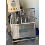 (Lease company has approved sale price) Packline Mdl. NB070 Rotary Cup Filling & Sealing Machine