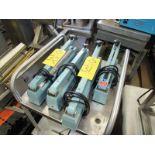 "ULINE Mdl H-306 Impulse Sealers, 16"" long Seal Bars"