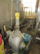 """Gormann Rupp Pump, 4"""" X 4"""", 10 h.p., 230/460 volt motor"""