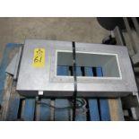 "Safeline Metal Detector Aperture, 19 1/2"" W X 7 3/4"" H"