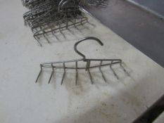 Stainless Steel Bacon Combs, 8-prong