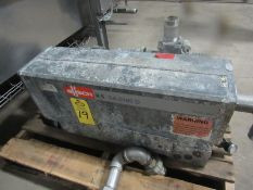 Busch Mdl. RA0165D Vacuum Pump, Ser. #U182300305, 7.5 h.p., 230/460 volts, 3 phase
